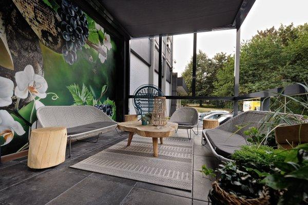 Van der Valk Hotel Antwerpen - фото 22