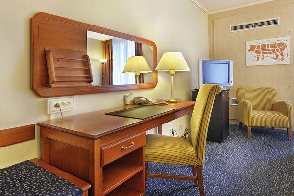 Van der Valk Hotel Antwerpen - фото 6