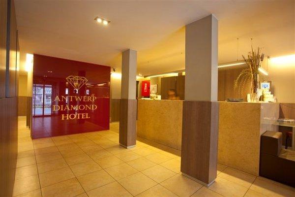 Antwerp Diamond Hotel - фото 14