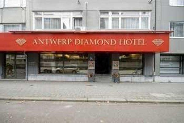 Antwerp Diamond Hotel - фото 20