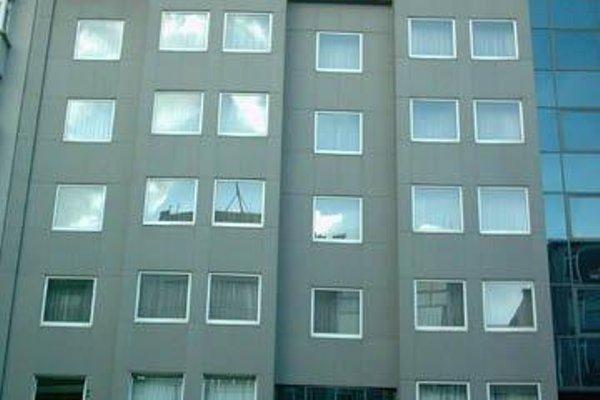 Antwerp Diamond Hotel - фото 23