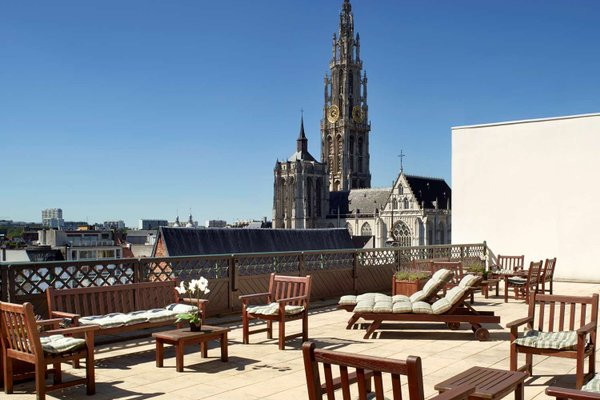 Hilton Antwerp Old Town - фото 23