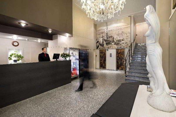 Century Hotel Antwerpen Centrum - фото 15