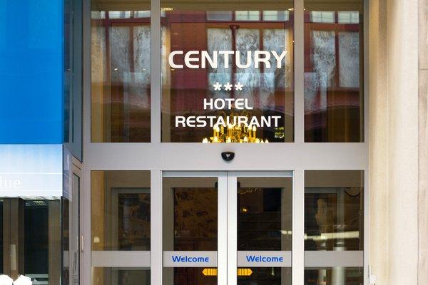 Century Hotel Antwerpen Centrum - фото 21