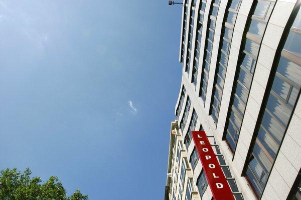 Leopold Hotel Antwerp - фото 22