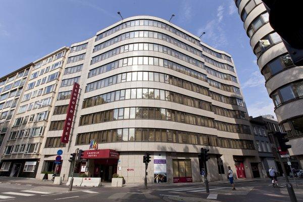 Leopold Hotel Antwerp - фото 23