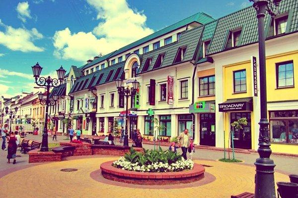 Brest City Center Apartment - фото 8
