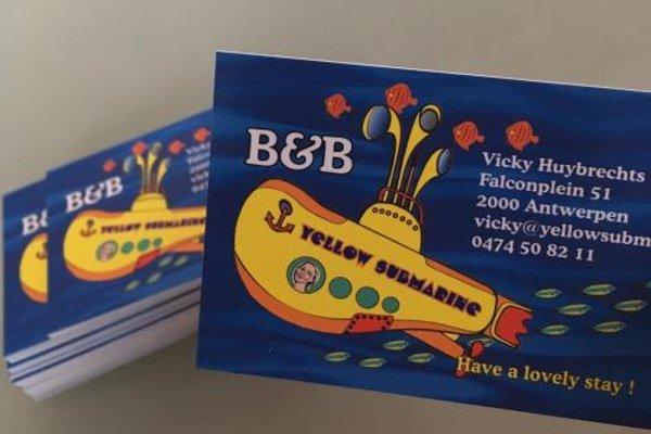 B&B Yellow Submarine - фото 15