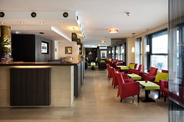 Quality Hotel Antwerpen Centrum Opera - фото 14