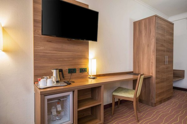 Quality Hotel Antwerpen Centrum Opera - фото 8