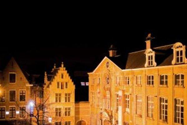 Aplace Antwerp City Flats & Suites - фото 22