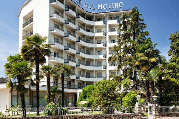 Hotel Ariston Molino Terme - фото 22