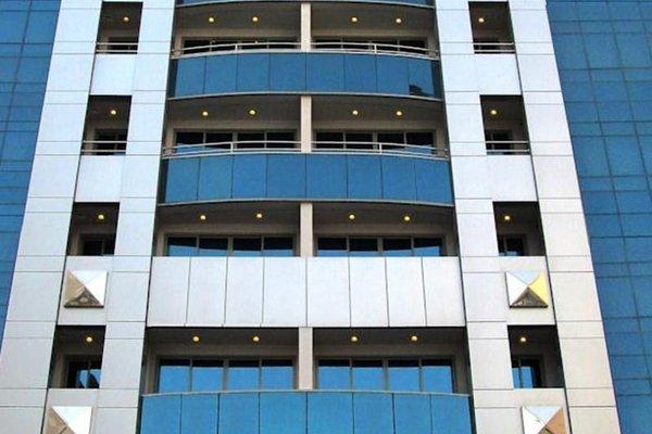 Arabian Gulf Hotel Apartment (ех. Al Diar Hotel Apartment Al Barsha) - фото 50