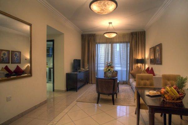 Arabian Gulf Hotel Apartment (ех. Al Diar Hotel Apartment Al Barsha) - фото 10
