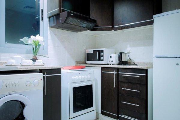 Arabian Gulf Hotel Apartment (ех. Al Diar Hotel Apartment Al Barsha) - фото 11