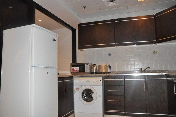Arabian Gulf Hotel Apartment (ех. Al Diar Hotel Apartment Al Barsha) - фото 12