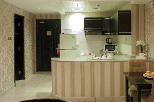 Arabian Gulf Hotel Apartment (ех. Al Diar Hotel Apartment Al Barsha) - фото 13