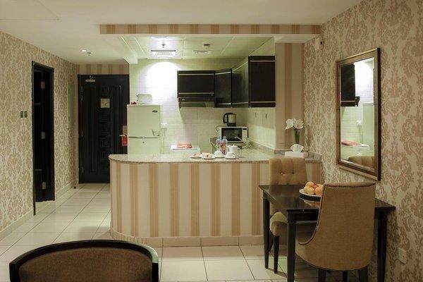 Arabian Gulf Hotel Apartment (ех. Al Diar Hotel Apartment Al Barsha) - фото 14
