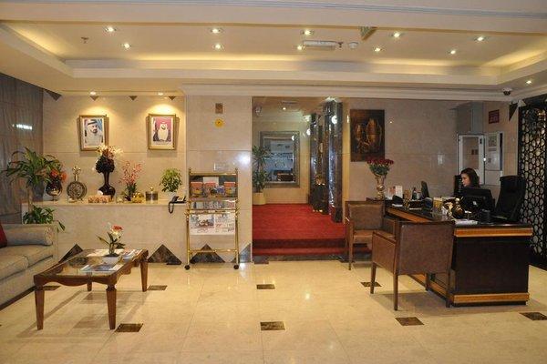Arabian Gulf Hotel Apartment (ех. Al Diar Hotel Apartment Al Barsha) - фото 16