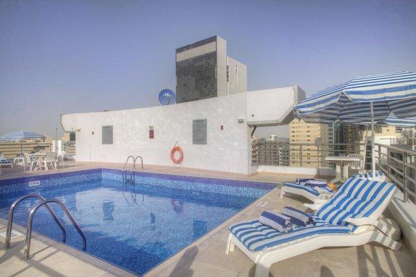 Arabian Gulf Hotel Apartment (ех. Al Diar Hotel Apartment Al Barsha) - фото 19