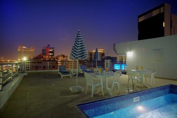 Arabian Gulf Hotel Apartment (ех. Al Diar Hotel Apartment Al Barsha) - фото 20