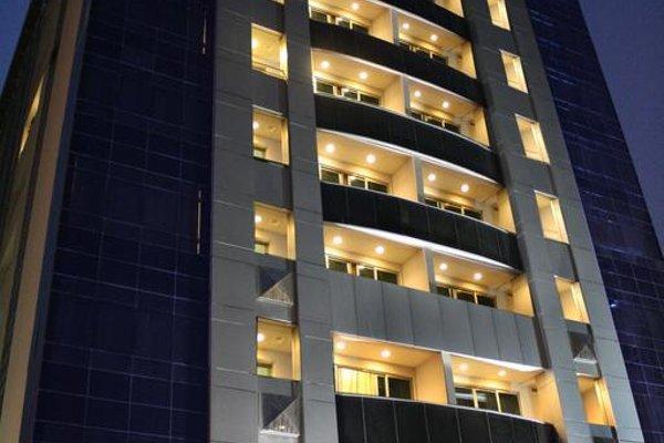 Arabian Gulf Hotel Apartment (ех. Al Diar Hotel Apartment Al Barsha) - фото 23