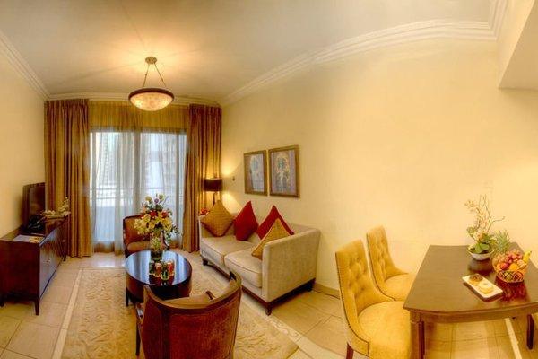 Arabian Gulf Hotel Apartment (ех. Al Diar Hotel Apartment Al Barsha) - фото 5
