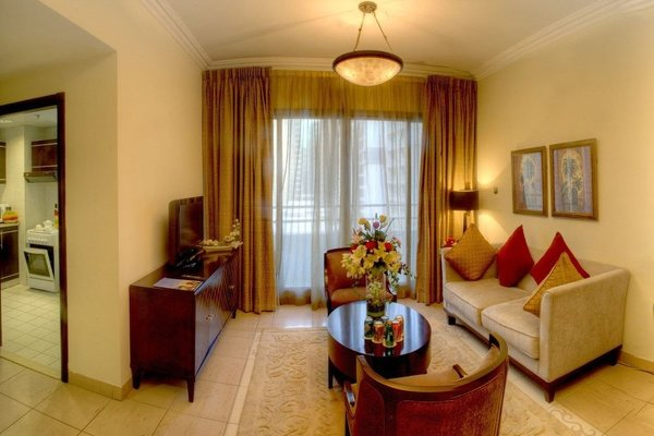 Arabian Gulf Hotel Apartment (ех. Al Diar Hotel Apartment Al Barsha) - фото 6