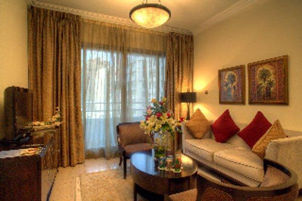 Arabian Gulf Hotel Apartment (ех. Al Diar Hotel Apartment Al Barsha) - фото 7