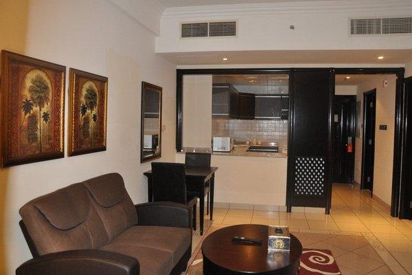 Arabian Gulf Hotel Apartment (ех. Al Diar Hotel Apartment Al Barsha) - фото 8
