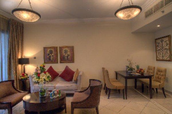 Arabian Gulf Hotel Apartment (ех. Al Diar Hotel Apartment Al Barsha) - фото 9