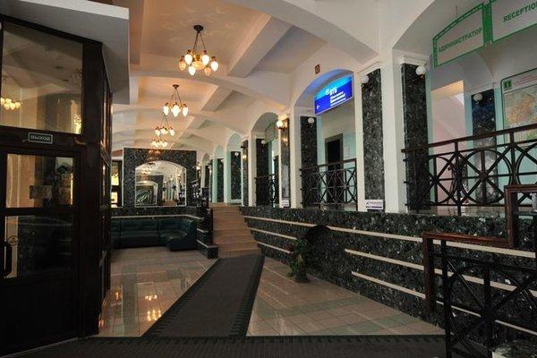 Гостиница Сож - 12