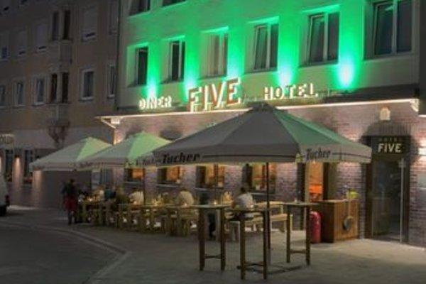 Hotel Five - фото 23