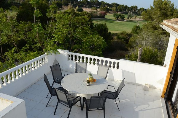 Costa Blanca Villa With Golf & Bath - 3
