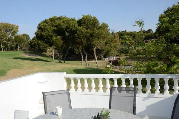 Costa Blanca Villa With Golf & Bath - 4