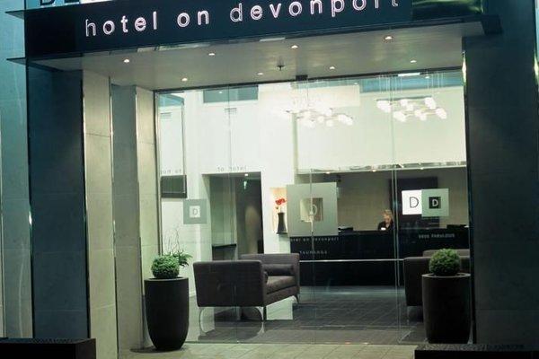 Hotel on Devonport - фото 17