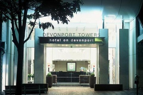 Hotel on Devonport - фото 18