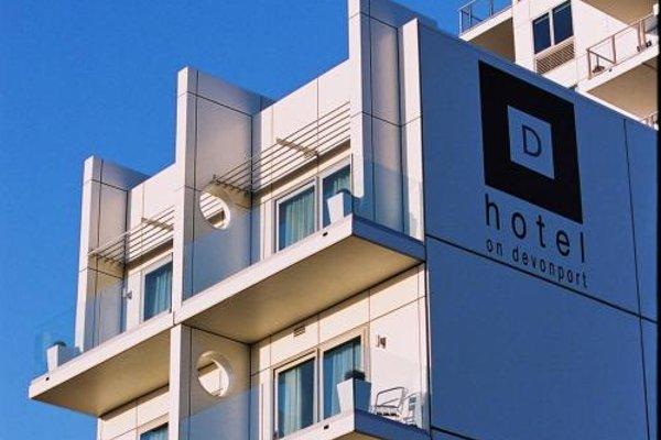 Hotel on Devonport - фото 21