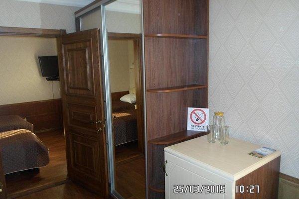 Гостиница Серебряный Век - фото 8