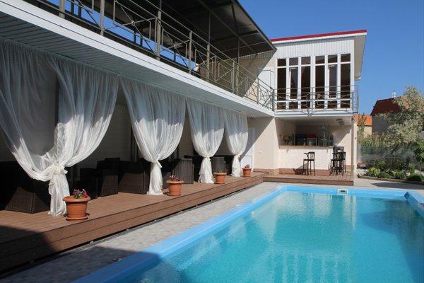 Отель Коктевилль - фото 17