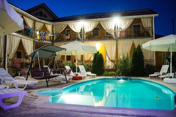 Отель Коктевилль - фото 21