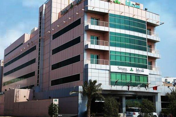 Smana Hotel Al Raffa - фото 39