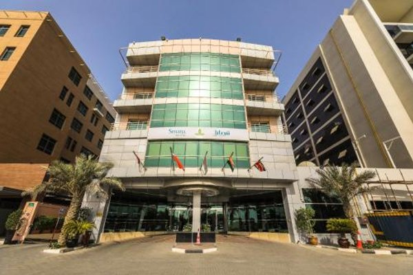 Smana Hotel Al Raffa - фото 22