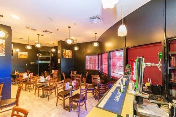 Smana Hotel Al Raffa - фото 9