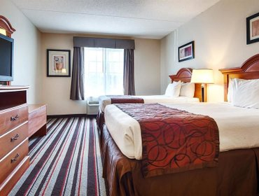 Апартаменты Best Western Windsor Inn and Suites