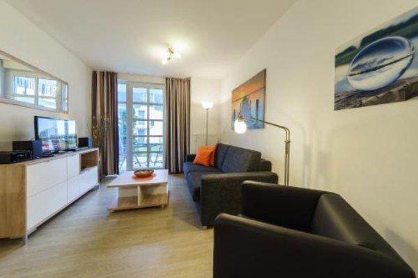 Residenz am Balmer See - FeWo 10 - 11