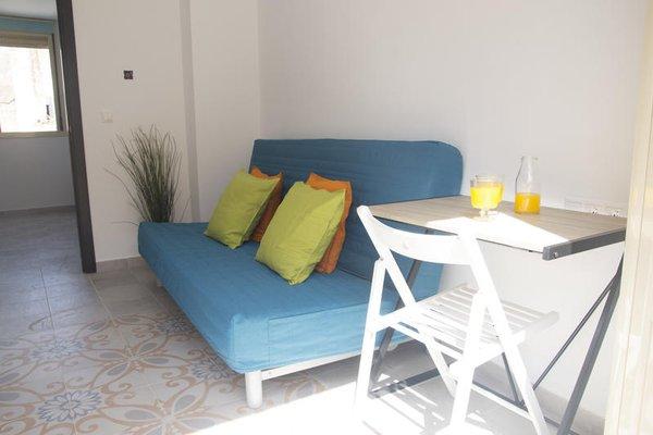 La Siesta Malaga Guesthouse - фото 13