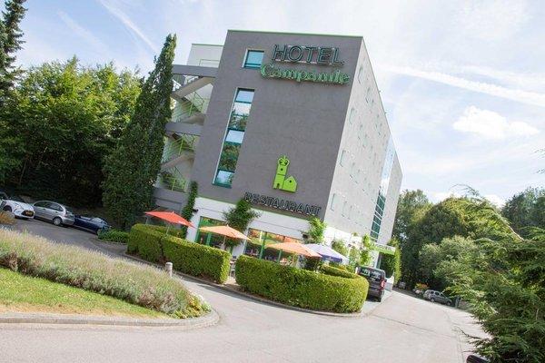 Campanile Hotel Luxembourg Aeroport - 22