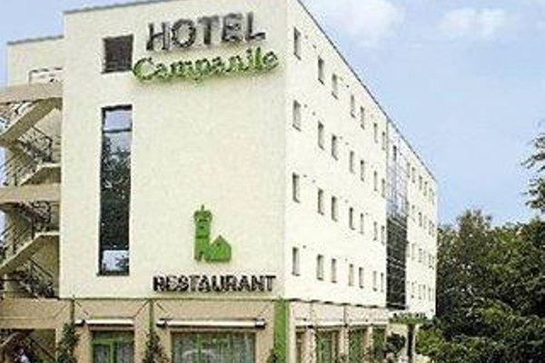 Campanile Hotel Luxembourg Aeroport - 23
