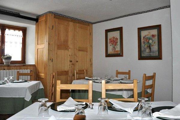 Grand Golliat Ristorante e Chambres d'Hotes - фото 4